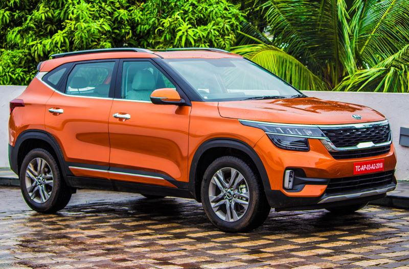 Почему Kia Seltos привлекательнее Hyundai Creta